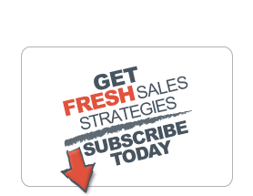 Get Fresh Sales Strategies