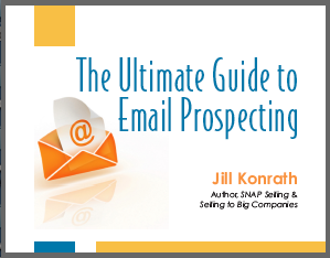 Email prospecting guide