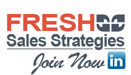 Fresh Sales Strategies Linkedin Group Join Now!