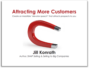 Attracting More Customers eBook