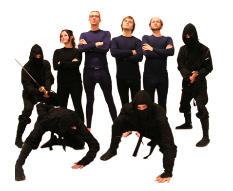 Webinar: Turn Your Sales People Into Prospecting Ninjas