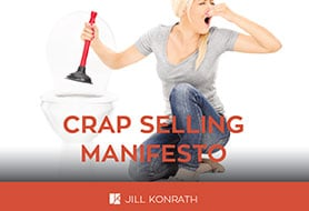 CRAP Selling Toolkit