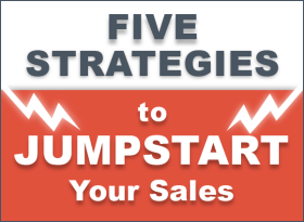 Webinar: 5 Strategies to Jumpstart Your Sales