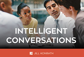Cover of Intelligent Conversations ebook