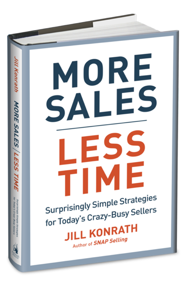More Sales Less Time